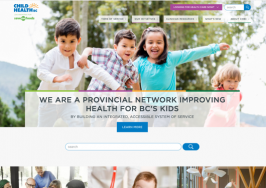 Child Health BC Home Page