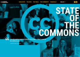 State of the Commons homepage thumbnail