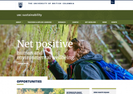UBC Sustainabiltiy homepage thumbnail