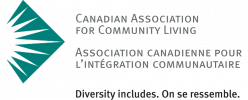 Canadian Association for Community Living (CACL) - Diversity Includes logo